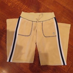 Juicy Couture Terry Tennis Edition Pants